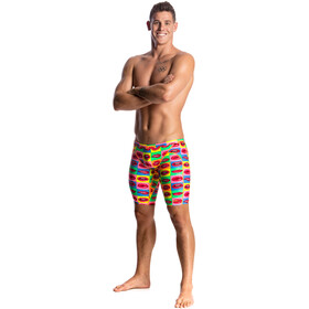 Funky Trunks Training Jammers Men Hot Lips